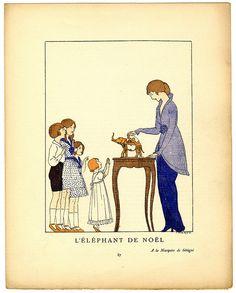 L'Éléphant de Noël [The Christmas elephant]   Flickr - Photo Sharing!