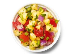 Pineapple Salsa : Mix 3 chopped tomatoes, 1 diced seeded jalapeno, 1 diced red onion, 4 tablespoons chopped cilantro, add 1 cup diced pineapple, 1/4 teaspoon ground allspice and a pinch of sugar, 1/4 teaspoon ground cumin, and salt to taste.
