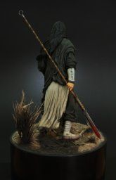 SOL model, 200mm 1/9 Yeo-sol (movie character from Musa, the warriror / 무사 / 武士, actor Woo-sung Jung)