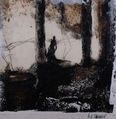 Diaporama des oeuvres de Sylvie Thouron - Artisteam, art en Lorraine