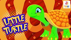 Anon Kids : Kids Songs and Nursery Rhymes Presents Little Turtle Rhyme with English Subtitle. Here is a little turtle waiting for you kids. Baby Songs, Kids Songs, Nursery Rhymes, Turtle, Lyrics, Presents, Pets, Animals, Gifts