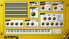 Waspy LE is a sampled-based synthesizer module. http://www.vstplanet.com/Instruments/VST_Synthesizers19.htm