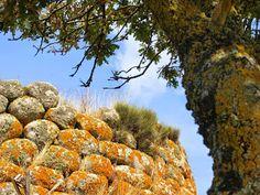 Le numerose testimonianza di epoca Nuragica ad Osidda, Nuraghe Iscopalzu.