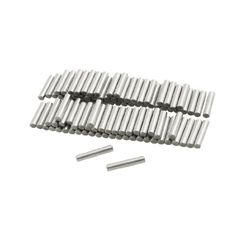 """Amico 100 Pcs Stainless Steel 7/64"""" x 5/8"""" Cylinder Dowel Pins Fasten Elements by Amico. $5.46. Dowel Pins, which is widely used on precise location. The wide array of products is fabricated using premium quality raw materials procured from reliable vendors. It is also as dowel pins and locating elements that find wide application in press tools, jigs and fixtures."""