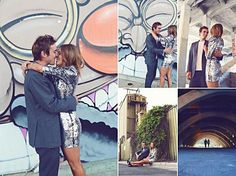 Идеи для фотосесии Love Story - Фотосессия в городе или на природе