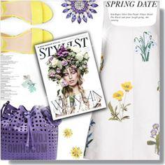 Floral Dress Spring Date