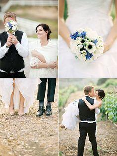 saddlerock ranch wedding   april + tyler