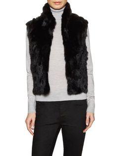 Gilt #gilt #fashion #fur #jacket #winterfashion #fallfashion #simple #trendy