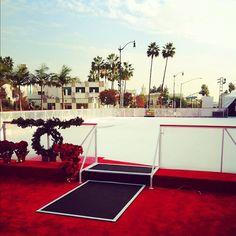Beverly Hills Ice Skating Rink