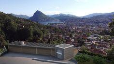 Residenza Castagno Pregassona, CH in corso Franklin College, Lugano, Buildings, Trendy Tree