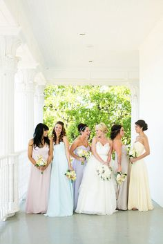 Lone Star Mansion Wedding From Double Knot Photography – Style Me Pretty