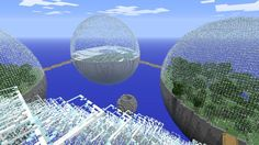 cool minecraft things | Cool Things to Build in Your Survival - http://goo.gl/er3pcR