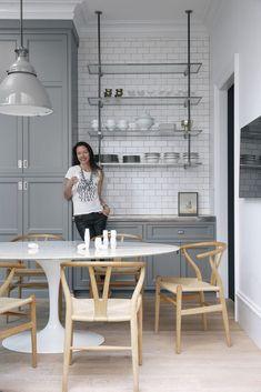 Antic&Chic. Decoración Vintage y Eco Chic: [Get the look] Cómo reutilizar unas puertas de cocina de madera maciza