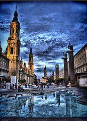 Zaragoza, nuestra ciudad que amamos y a la que pensamos que se le puede sacar muchísimo jugo como destino...
