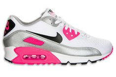 Nike Air Max 90 EM WMNS Laser Pink Available Now