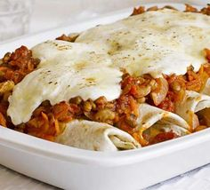 This substantial veggie supper is quick to prepare and packed with goodness