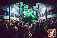 festa flower power #discoteca #discoteche #allestimentidiscoteche