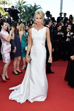 Lady Victoria Hervey - All the Breathtaking Looks From the 2016 Cannes Film Festival - Photos