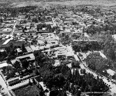 Coyoacán 30's. La Ciudad de México en el Tiempo | Flickr - Photo Sharing!