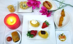 #PICNIC  6 piezas saladas y 2 dulces 12€ por persona http://celebrandoencasa.com/servicios/catering/selection.html
