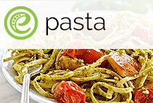 Yum! Pasta recipes from #emeals #mealplanning #pasta #recipes #italian