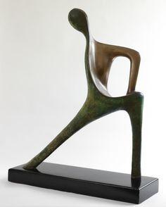 Akiva Huber #sculptor