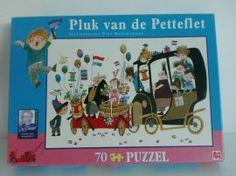 Puzzel Pluk van de Petteflet (Art.12-2536)   Puzzels   Het Tierelantijntje