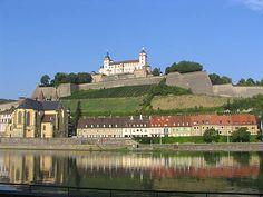 Wurzburg Castle, Germany