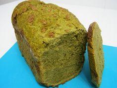 En Asturias hay una cadena de supermercados en cuya panadería venden pan verde como churros.Lo venden en forma de bollos y yo tengo una comp...