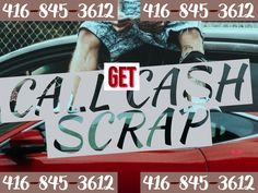 Best price in Ontario for your scrap junk car or used car. Free scrap vehicle towing, get cash instantly for your old scrap car. Scrap Car, Best Ads, New Relationships, Working Moms, Used Cars, Ontario, Black Men, Toronto, I Am Awesome