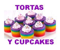 Manual De Decoración De Cupcakes Ponquesitos Tortas Recetas