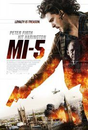 MI-5 - When a terrorist escapes custody during a routine handover, Will Holloway must team with disgraced MI5 Intelligence Chief Harry Pearce to track him down before an imminent terrorist attack on London.