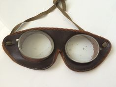 A personal favorite from my Etsy shop https://www.etsy.com/listing/281307552/vintage-wwii-leather-flightsafety
