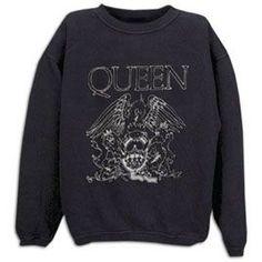 Queen Band Sweatshirt t-shirts, Hoodies, sweat shirts, Lycra Tops, Sleeved… Band Hoodies, Band Shirts, Band Merch, Jane Birkin, Band Shirt Outfits, Rock Band Outfits, Queen Rock Band, Mode Rock, Vintage Band Tees
