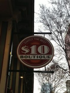 Everything is $10! The District's best value for Nashville original clothing, hats, fashion jewelry and accessories for men and women.