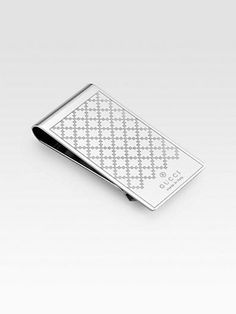A Gucci money clip is key. Silver Money Clip, Sharp Dressed Man, Gifts For Him, Men Dress, Gentleman, Jewerly, Best Gifts, Fashion Accessories, Gucci