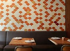 Warm and Colorful San Francisco Restaurant | Installation Gallery | Fireclay Tile