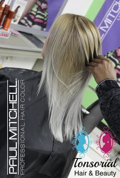 You get what you came for 😏😊 #balayage #grey #silver #tonsorialhair #bokaap #capetown #foreverblonde #seniorstylist #paulmitchell #weheartpm #thebigdeal #openyourcity #influencialfridays #summer #festive #handpainted #behindthechair #welovesummer #modernsalon #blonde #hairgoals #beauty #greyhair   Edgar's swipe facility available.