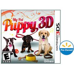 My Pet Puppy (3DS) - Pre-Owned