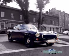 volvo p1800 south africa