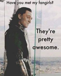 """Iron.. whatever his name is """" we have a hulk""""  All powerful.hansome,amazing,hot King Loki: """"I have an army... come and look down below..."""""""