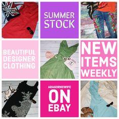 Beautiful designer and vintage clothing - aragornswife on eBay Vintage Clothing, Vintage Outfits, Pajama Pants, Pajamas, Flat, Store, Summer, Clothes, Beautiful