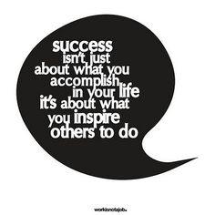 #Inspire #Success