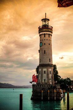 Lighthouse, Lindau, Germany