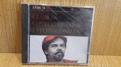 CLÁSICOS CONTEMPORÁNEOS INTERNACIONALES. AÑOS 70-III / 11 TEMAS / PRECINTADO.