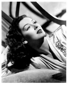 Rosalind Russell: 6/4/07 (Waterbury, CT) - 11/28/76 (Beverly Hills, CA). Actress.