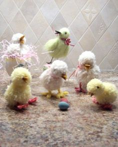 """See the """"A Cute Crowd"""" in our Your Easter Chicks gallery"""