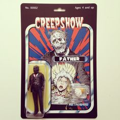 I WANT MY CAKE!!!Custom made 1:18 scale resin action figure with two part articulation. Action figure and cake accessory both in separate blister pack sealed in traditional UV coated 6x9'' cardback! Limited to 35 pieces. Available 09/02/2013 10am CST. *Each piece are individually hand painted so no two are exactly alike.
