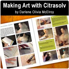Citrasolv Art Tutorial