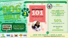 Dog Walk 1st Anniversary at Parkmall Cebu | Cebu Finest